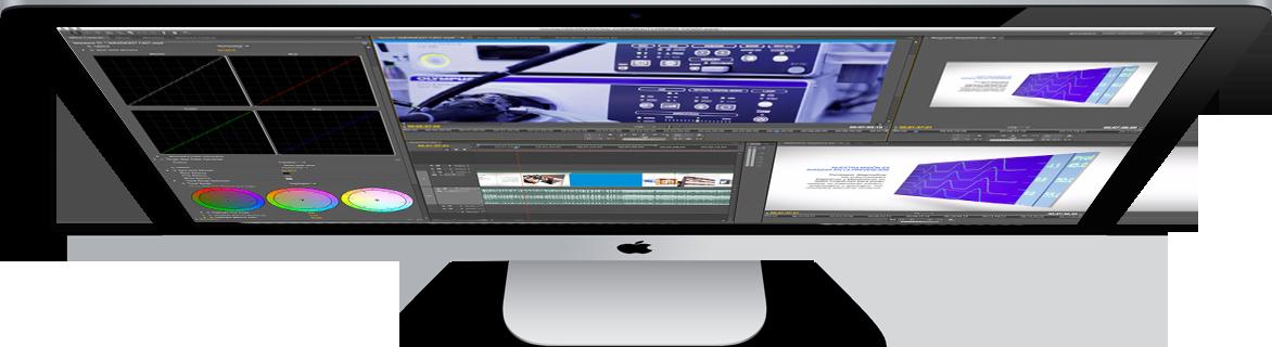 edición de vídeo profesional