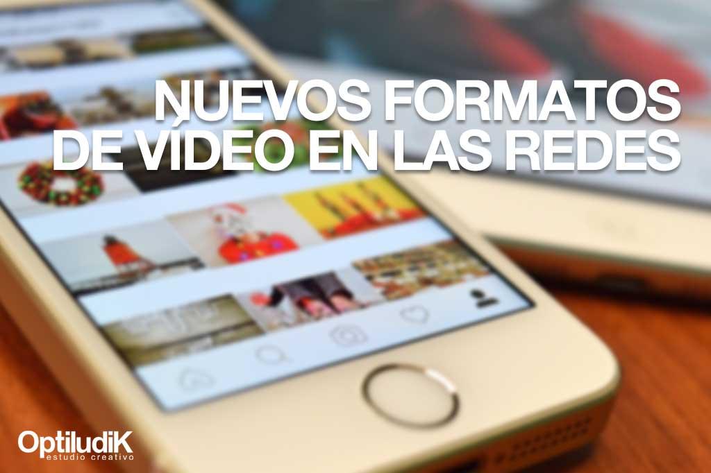 nuevos formatos de vídeo