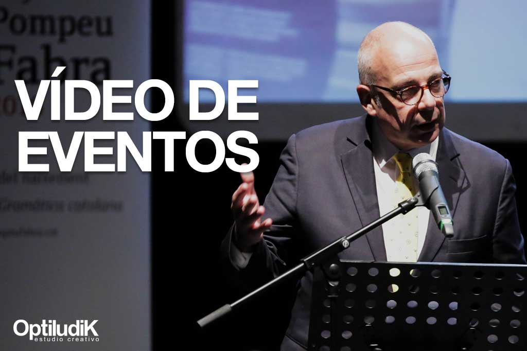 vídeo de evento