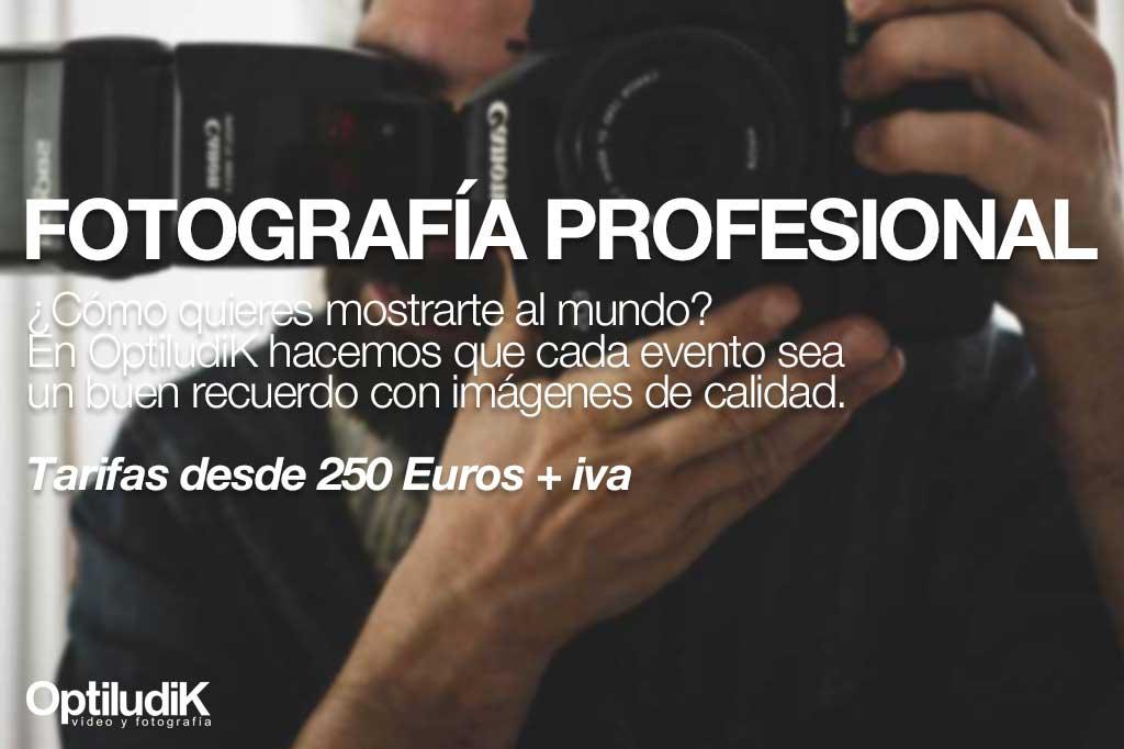 Fotografía profesional en Barcelona