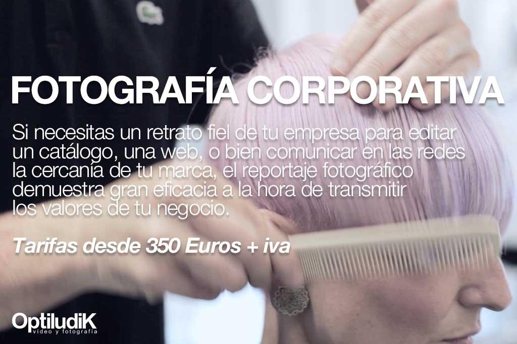 Fotografía corporativa