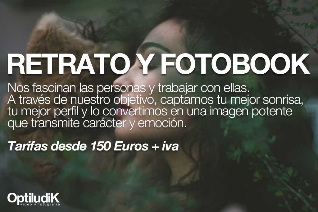 Retrato y fotobook