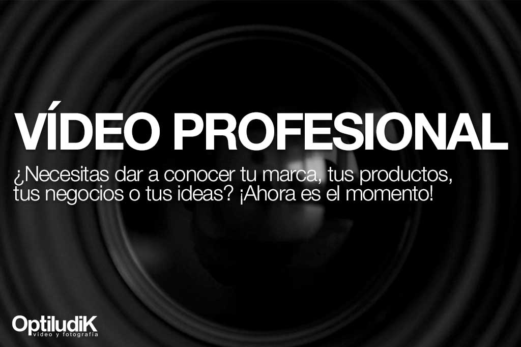 Vídeo profesional en Barcelona