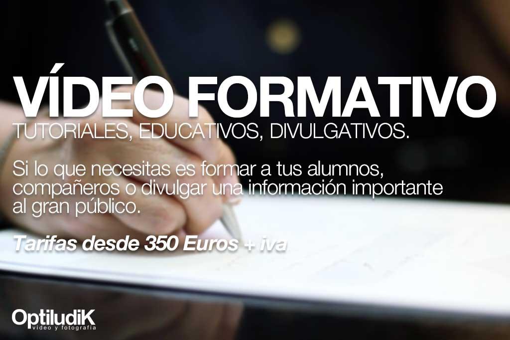 Vídeos formativos